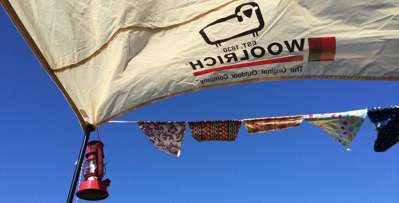 初テントにおすすめ!ウールリッチのテントとタープを買いました。