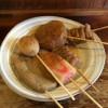 鐘庵に行ってきました!桜えびのかき揚げが有名なそば・うどんの静岡のお店です。