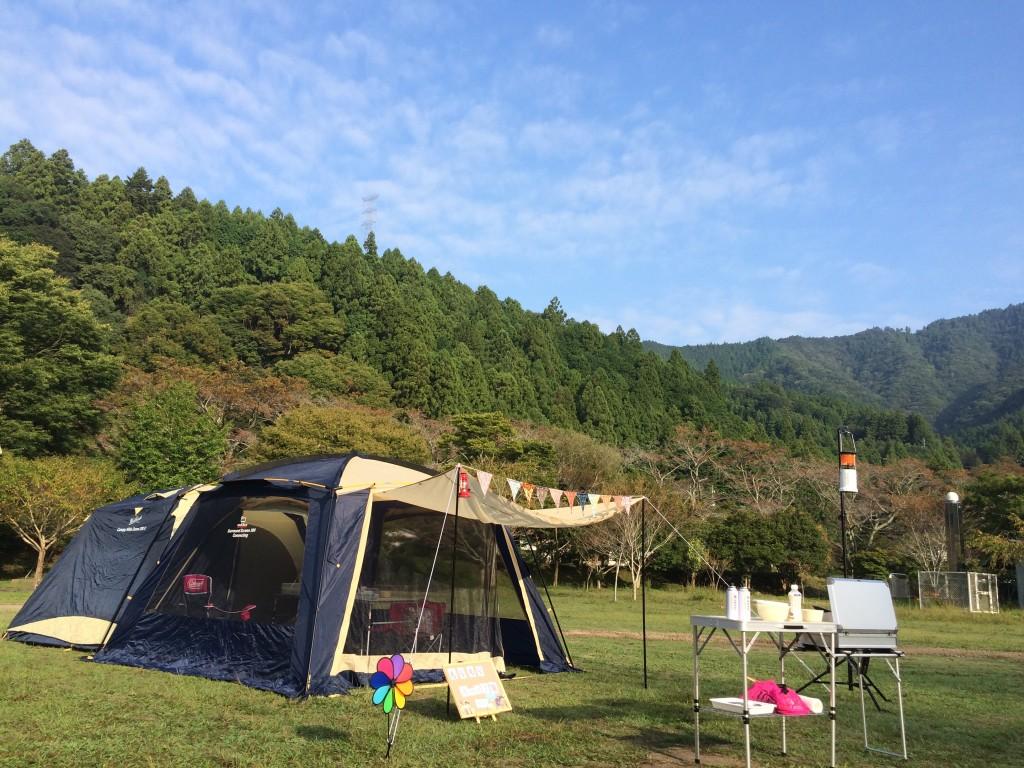 掛川ならここキャンプ場