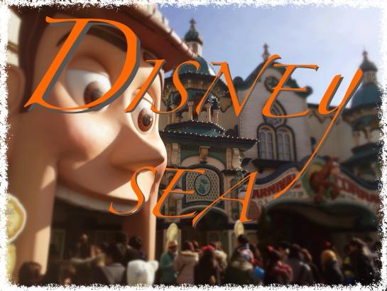 ディズニーシーに行って来ました。トイ・ストーリーマニアが面白かったです!