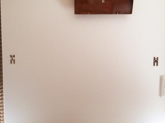 無印良品の壁に取り付けられる棚。