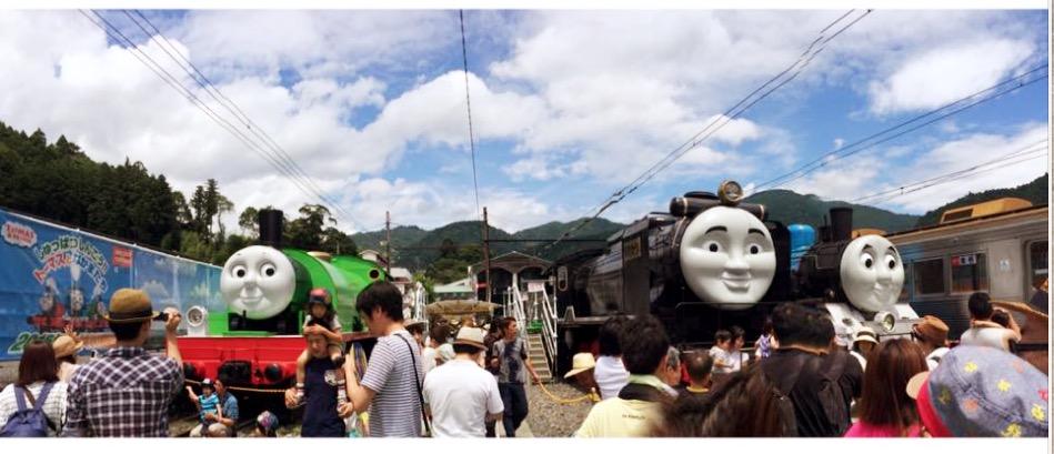 機関車トーマスフェア