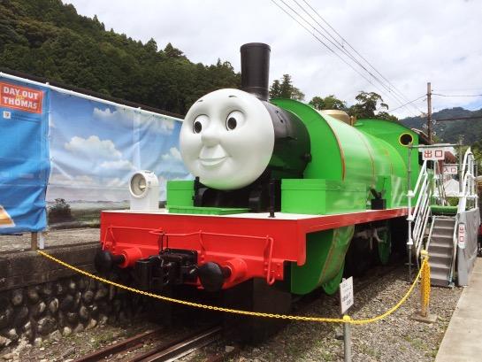 機関車トーマスフェア パーシー