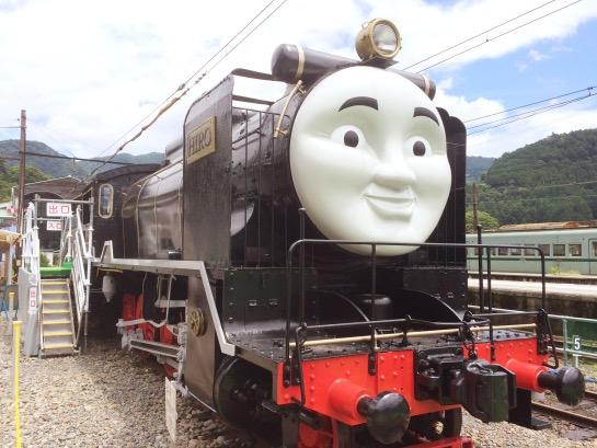 機関車トーマスフェア ヒロ