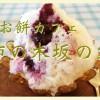 静岡県藤枝市せとやのかき氷、お餅カフェ「柿の木坂の家」に行ってみた!
