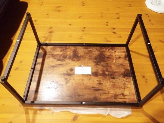 ニトリテーブル