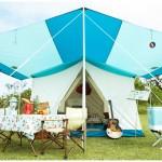 キャンプ用テント決定版!おすすめ人気品ラインナップ!