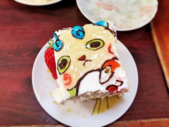静岡デコレーションケーキ「ポプリ」