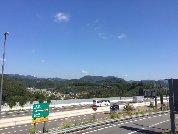 新東名藤枝サービスエリア