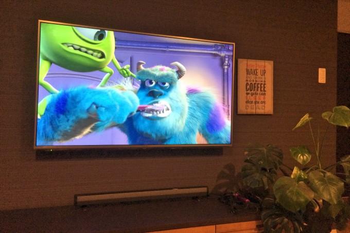 テレビ壁掛けメリットデメリット