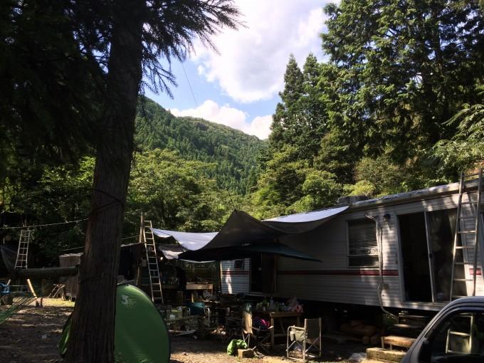 藤枝トレーラーハウス