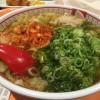 ラーメン屋神座、イオンモール四条畷店で食べました!
