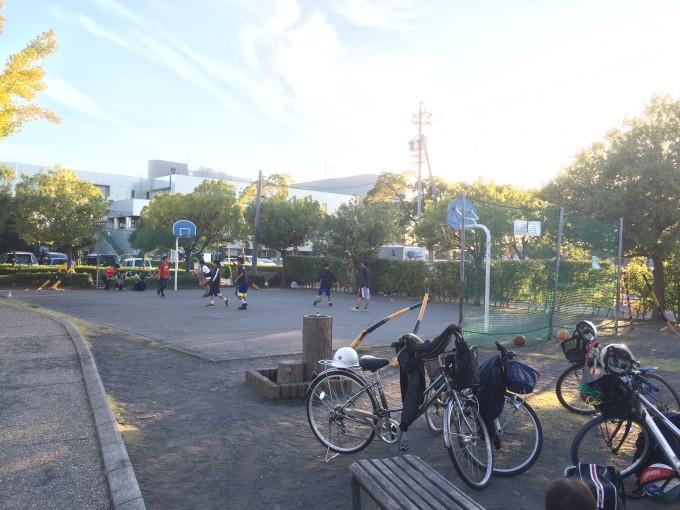 焼津市、清見田公園