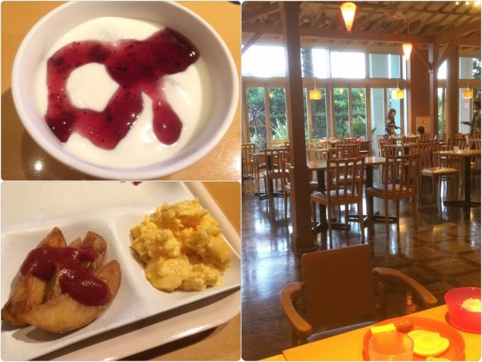 三井ガーデンプラナ東京ベイ レストラン