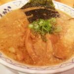 食いごたえあり。ばんからラーメン藤枝店行って来た。