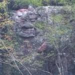 デカイです!藤枝市滝ノ谷不動峡の不動明王を見てきた!