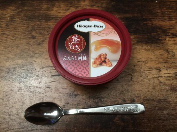 ハーゲンダッツ華もち みたらし胡桃