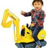 おすすめのショベルカーのおもちゃは「乗用マイクロショベル コマツPC01」です!