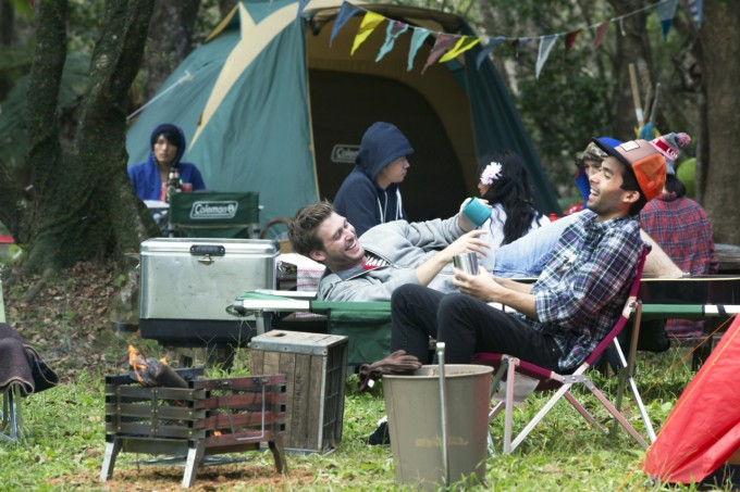 キャンプでロースタイル!ローチェアおすすめ!