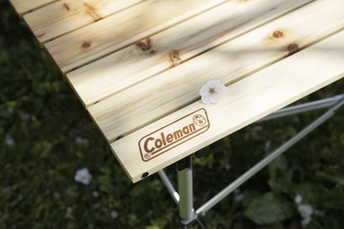コールマン製テーブルおすすめ