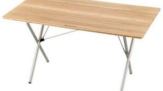 スノーピークのテーブル紹介!素早いワンアクション式が画期的過ぎる!