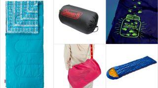 徹底紹介!コールマンのレクタングラー型寝袋おすすめ8選!
