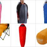 保温性抜群!コールマンのおすすめのマミー型寝袋(シェラフ)8選!