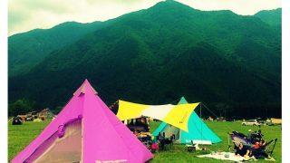 夏フェスが似合うテントはコレだ!トンガリ屋根が人気のワンポールテント7選!